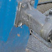 Vibradores de Impacto de intervalo 740 en tubo de relleno.